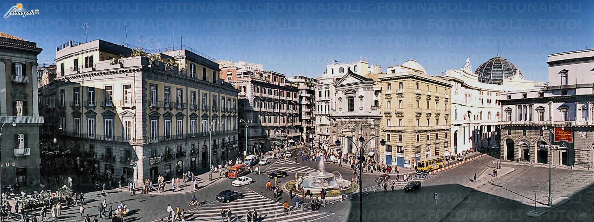 Come arrivare a Napoli - Napoli Turistica